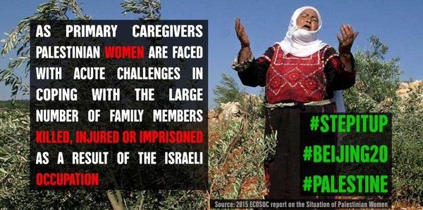 ECOSOC adotta risoluzione a sostegno delle donne palestinesi e delle loro famiglie