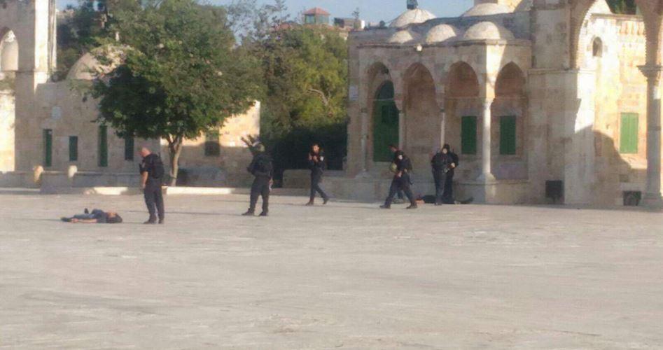 Gerusalemme, 3 Palestinesi e 2 poliziotti arabo-israeliani uccisi a al-Aqsa