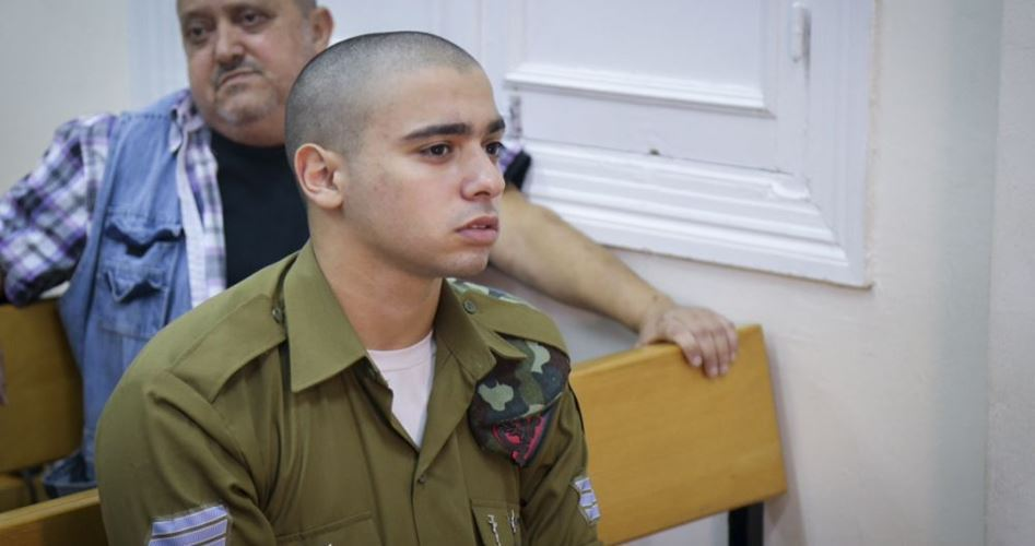 Soldato israeliano condannato a soli 18 mesi di carcere per l'omicidio di un palestinese