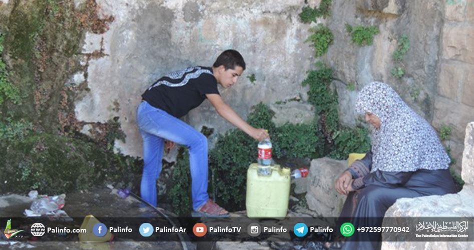 Israele e la tortura della goccia d'acqua: Salfit nel mirino