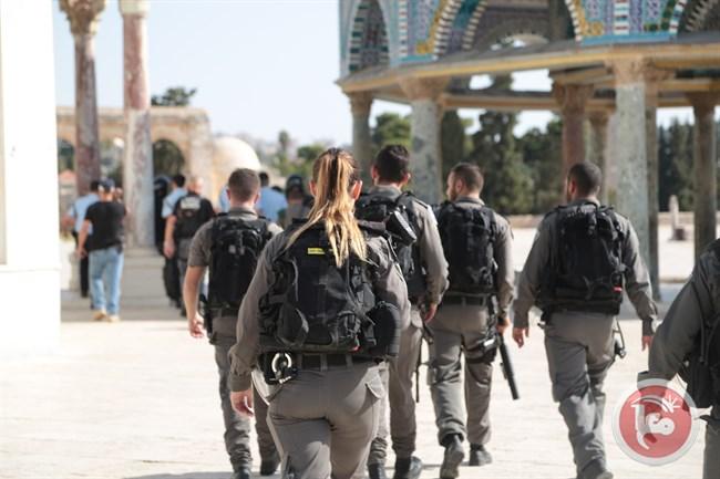 Israele chiude l'accesso ai Palestinesi nel complesso di Al-Aqsa fino a domenica