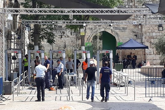 1.090 palestinesi feriti dalle forze israeliane negli ultimi 10 giorni