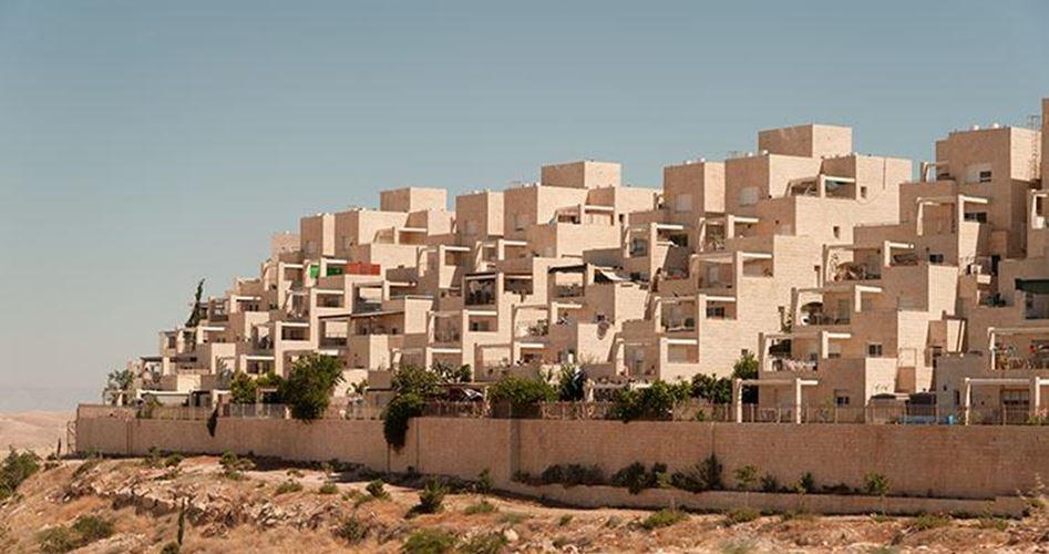 2.400 unità coloniali verranno costruite in Cisgiordania