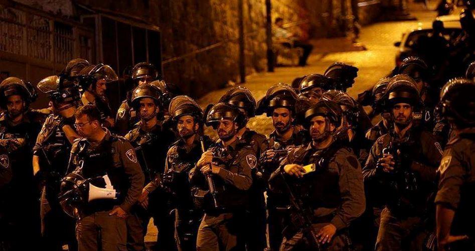 Gerusalemme, 54 Palestinesi feriti in scontri con le forze di occupazione. Colpito anche Mustafa Barghouthi