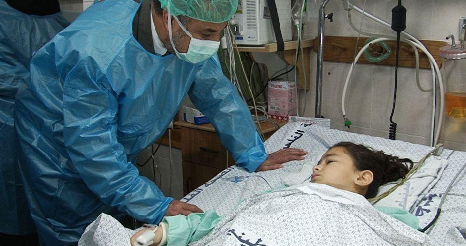Il Comitato contro l'assedio di Gaza chiede di perseguire Abbas per la morte di 13 bimbi malati