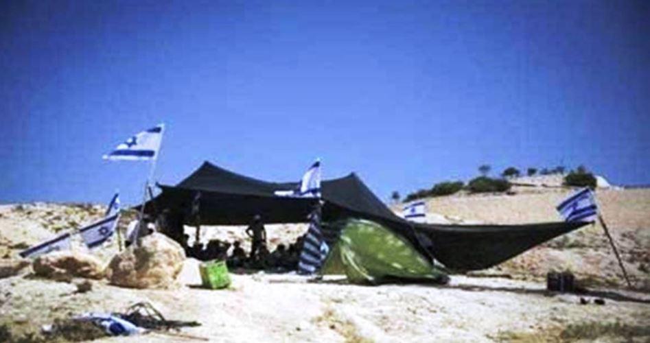 Coloni sequestrano terre e risorse idriche palestinesi a Madama