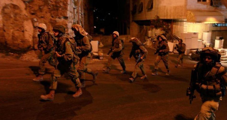Campagna di arresti in Cisgiordania e Gerusalemme