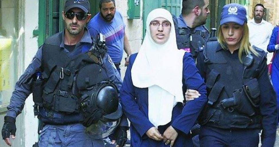 34 ragazze palestinese prigioniere a Hasharon in cattive condizioni psico-fisiche