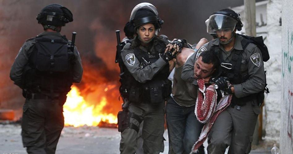3800 Palestinesi arrestati dall'inizio del 2017