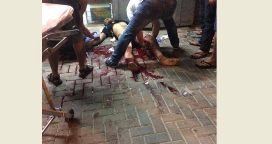 Lavoratore palestinese trovato sanguinante in Israele