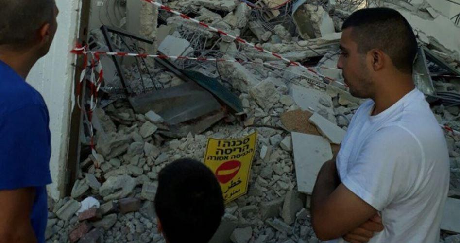 Israele rade al suolo casa palestinese a Lod