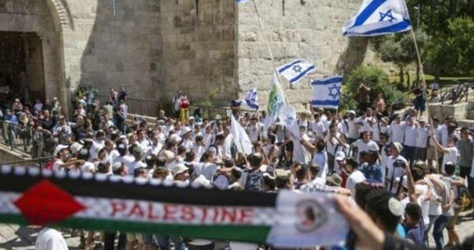 870 coloni israeliani irrompono ad al-Aqsa