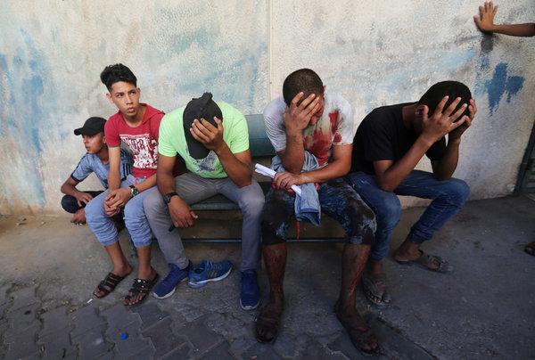 """""""A Gaza soffiano venti di guerra. Ecco come fermarla"""""""