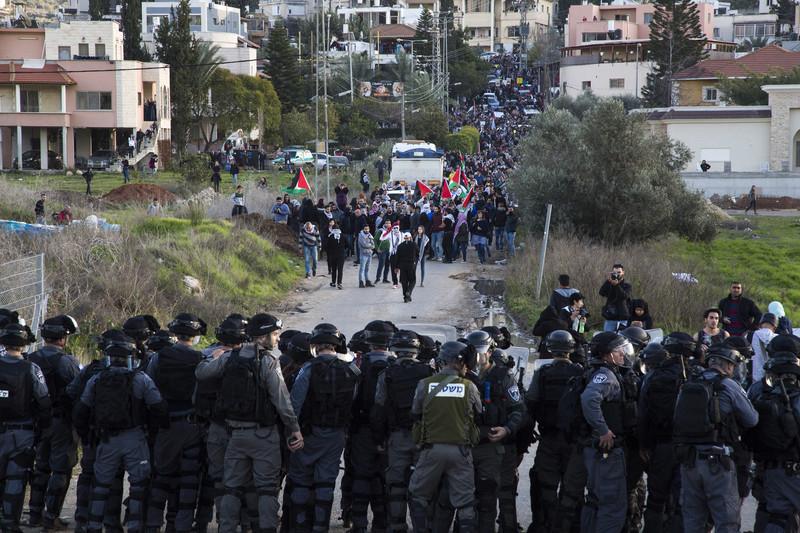 """Il nuovo piano di """"pace"""" di Netanyahu viene direttamente dall'apartheid del Sudafrica"""