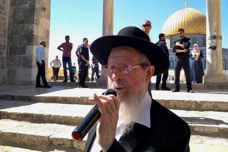 """""""Ecco i leader israeliani che vogliono distruggere al-Aqsa"""""""