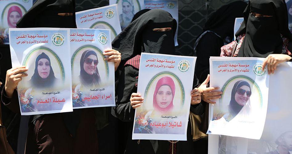 Ad agosto 15 donne e minorenni palestinesi imprigionate dalle forze israeliane