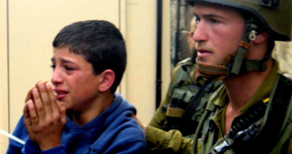 Arrestato a Hebron ragazzino di 15 anni per presunto possesso di un coltello