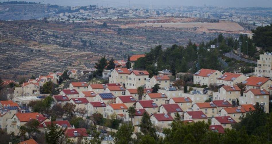 Un mostro che inghiotte terre palestinesi a Nablus