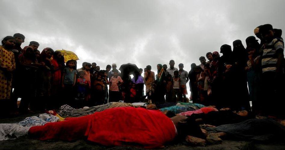 Israele continua a vendere le armi al Myanmar nonostante il genocidio dei Rohingya