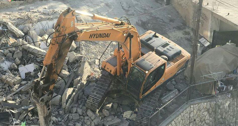 Gerusalemme, consegnati ordini di demolizione a 7 strutture palestinesi