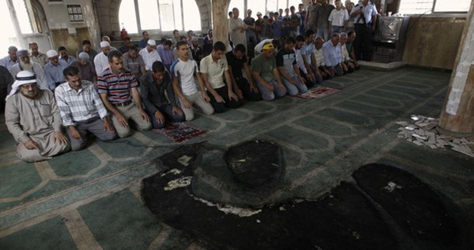 53 moschee e chiese nei Territori palestinesi vandalizzate da ignoti (coloni)