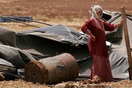 Israele avverte comunità beduina di imminente sfratto forzato
