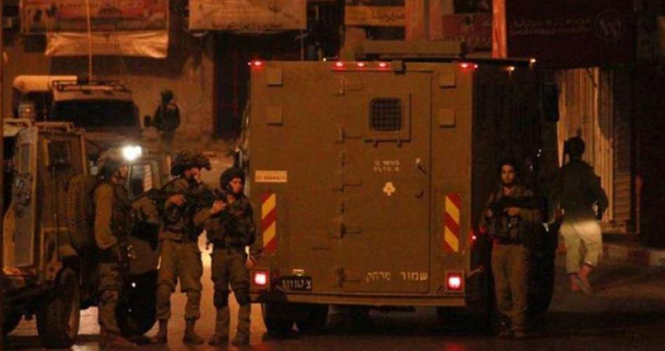 13 Palestinesi sequestrati dalle forze di occupazione in Cisgiordania