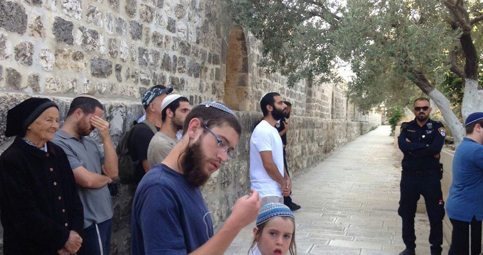 Gerusalemme, 88 coloni invadono al-Aqsa