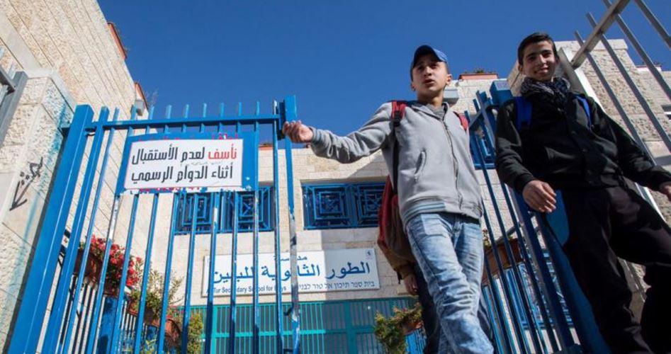 Israele fa chiudere scuole palestinesi a Gerusalemme: negato il diritto allo studio a 4000 ragazzi