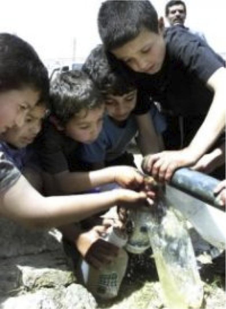 Israele distruggerà condutture idriche di un villaggio a sud di Nablus