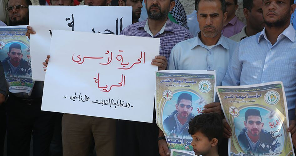 212 prigionieri palestinesi morti nelle carceri israeliane dal 1967