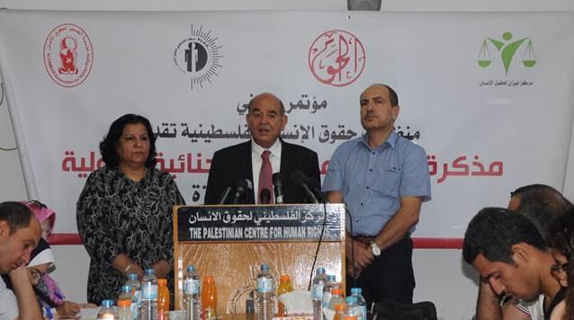 Organizzazioni palestinesi per i diritti umani chiedono all'ICC di avviare indagini sui crimini di guerra israeliani