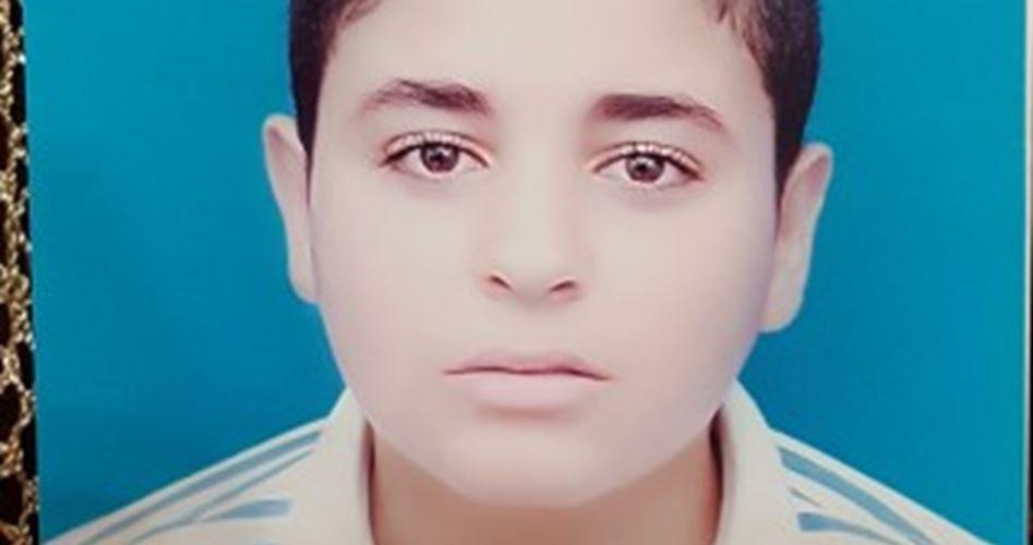 Il giovane prigioniero Anas Hamarsheh: salute e futuro a rischio