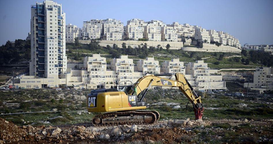 Nel 2017 la colonizzazione israeliana è stata la più intensa degli ultimi 10 anni