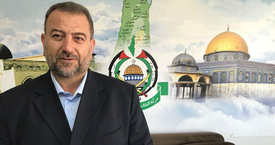 Delegazione di Hamas a Tehran
