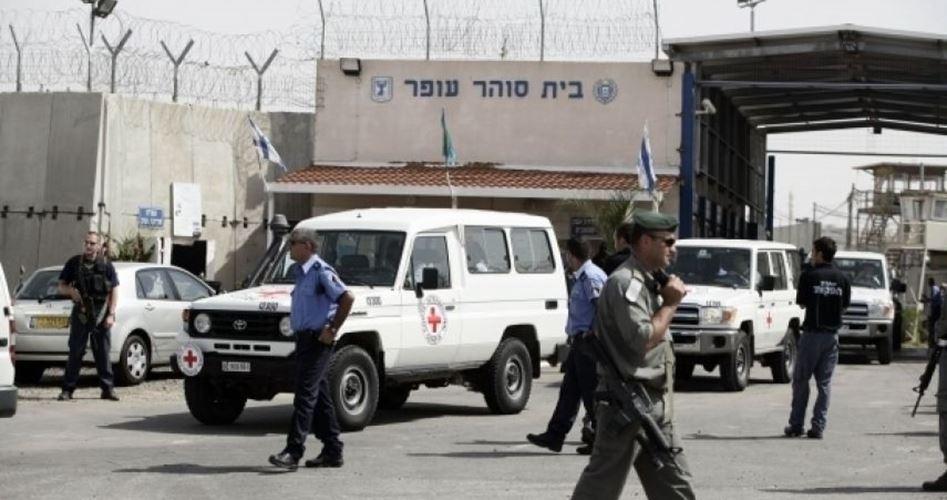 540 Prigionieri palestinesi soffrono di malattie agli occhi nelle carceri israeliane