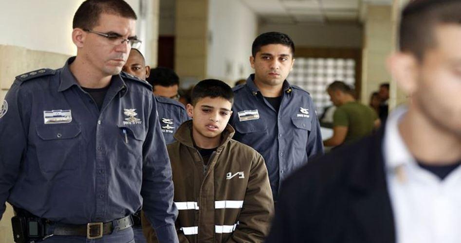 Minorenni palestinesi imprigionati, sottoposti ad abusi