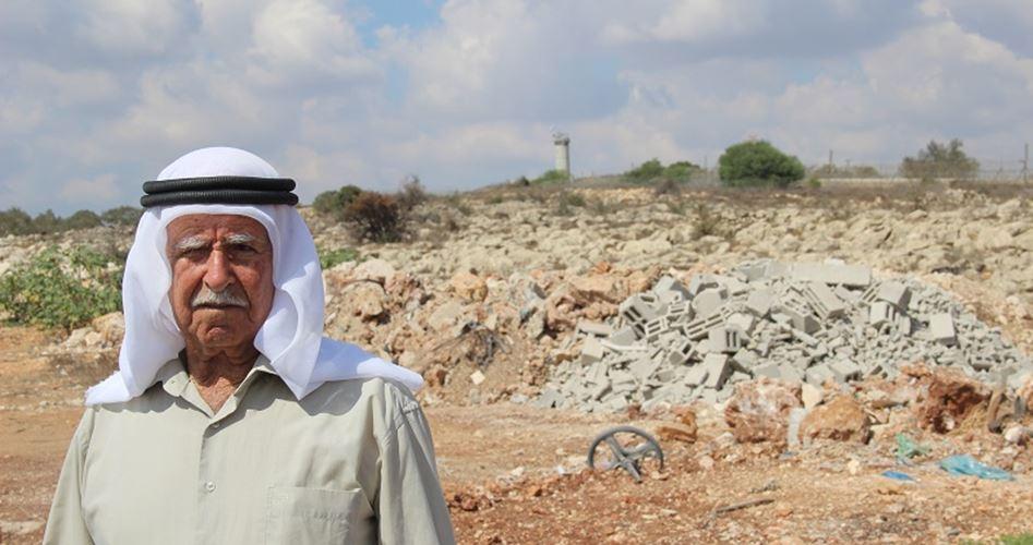 Il Muro dell'Apartheid ruba terra ai contadini palestinesi. La storia di Ahmad
