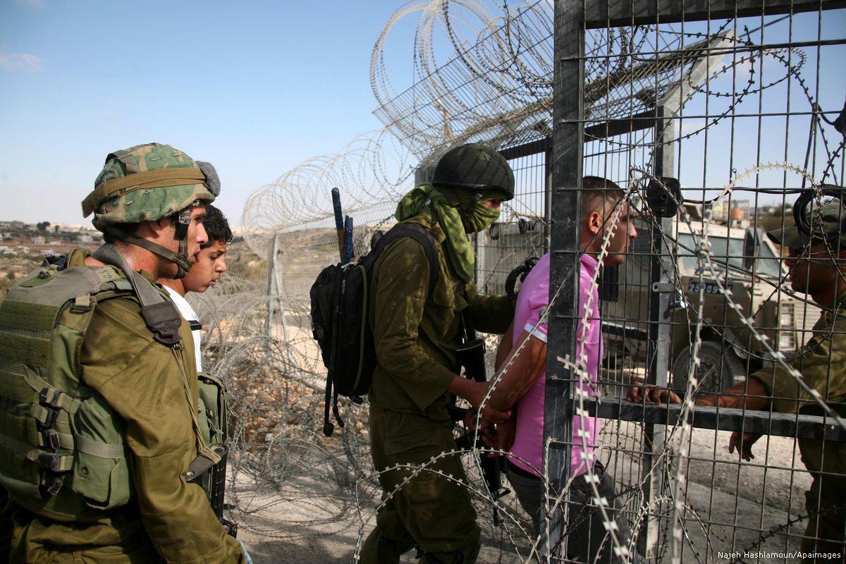 Dal 2015, contro i minorenni palestinesi 250 ordini di arresti domiciliari