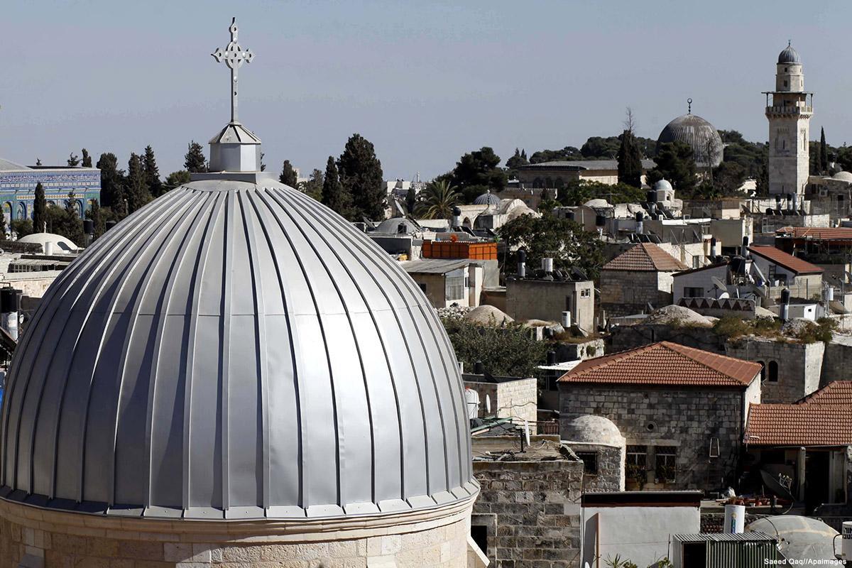 Gerusalemme, proprietà della chiesa ortodossa vendute a compagnie israeliane