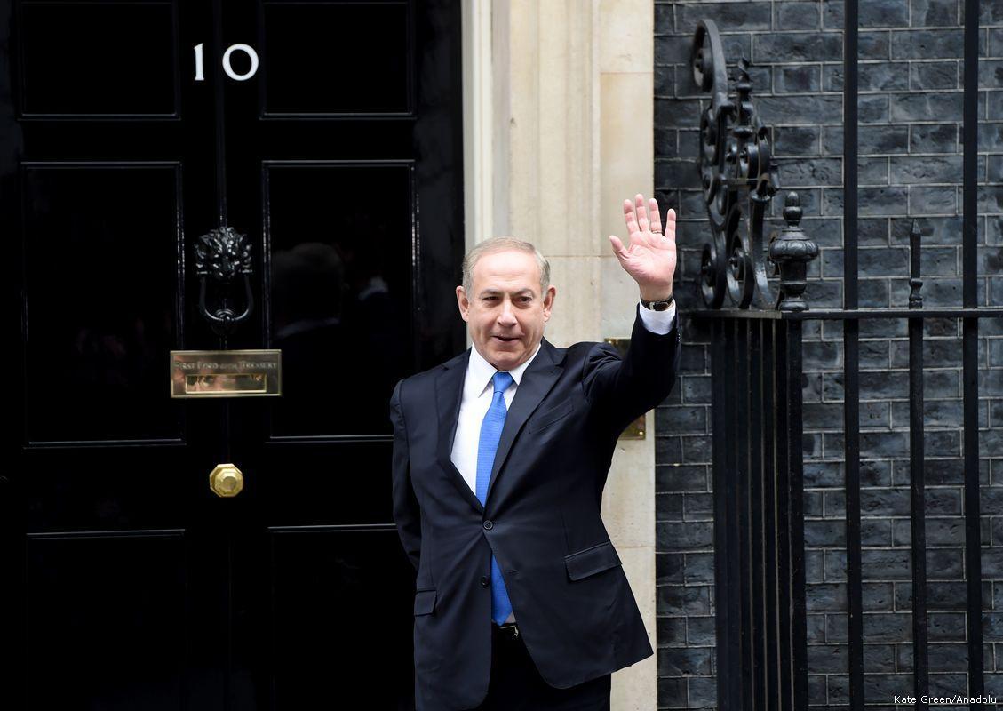 Netanyahu parteciperà alla cena per il centenario della dichiarazione Balfour a Londra