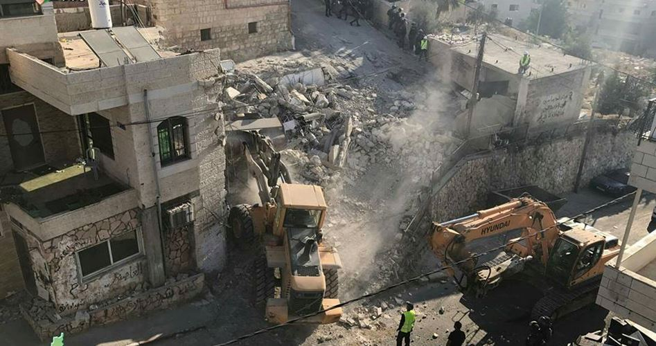 Israele pianifica la demolizione di 138 abitazioni palestinesi a Gerusalemme