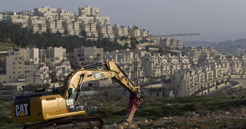 1600 nuove unità abitative coloniali in costruzione a Gerusalemme