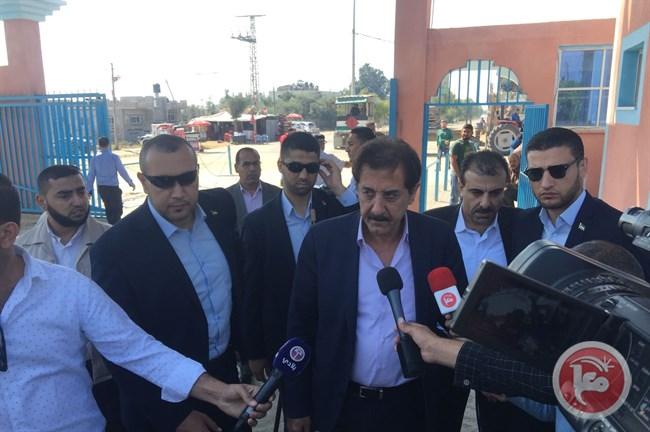 L'ANP inizia il trasferimento del controllo dei valichi di Gaza da Hamas a Fatah