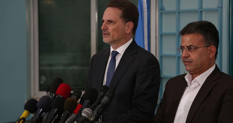 L'UNRWA: collaboreremo con il governo dell'ANP per migliorare le condizioni di Gaza