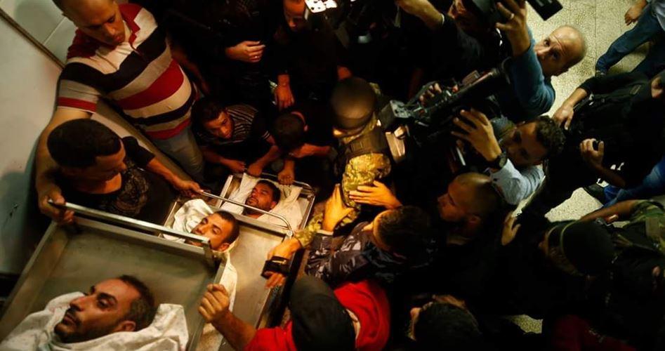 Striscia di Gaza, 9 Palestinesi uccisi e 11 feriti in un attacco israeliano contro una galleria