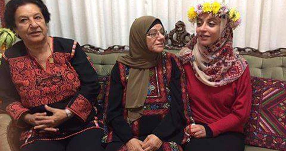 Liberata dalle carceri israeliane l'avvocato e attivista politico Shireen Issawi