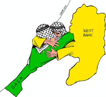 """""""I Palestinesi di Gaza e Cisgiordania riprendono il cammino in comune"""""""
