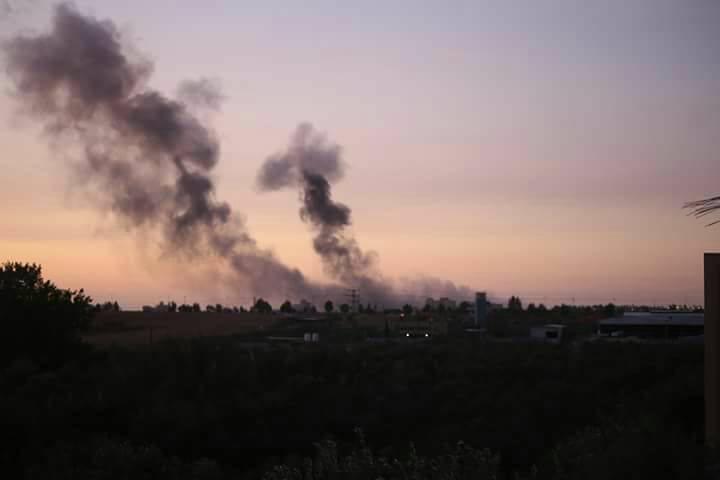 Bombardamenti israeliani contro la Striscia di Gaza: 3 palestinesi feriti