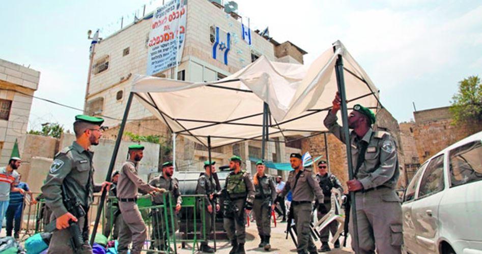 Coloni attaccano famiglia a Hebron